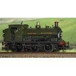 CSP13 Hudswell Clarke/Robert Stephenson 0-6-0ST ex PTR GWR 813