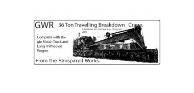 36 Ton Travelling Crane