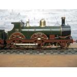 SANS03 - GWR 2-4-0 River Class Locomotive